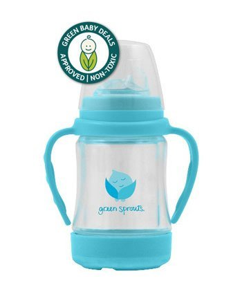 Green-sprouts-sip-and-straw-glass-sippy-cup