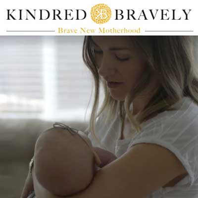 kindred bravely new motherhood
