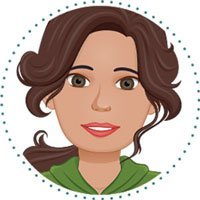 Jen Brady author crunchy mama illustration