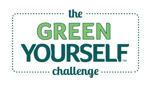 Green Yourself Challenge logo