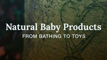 natural baby products from baby to toys