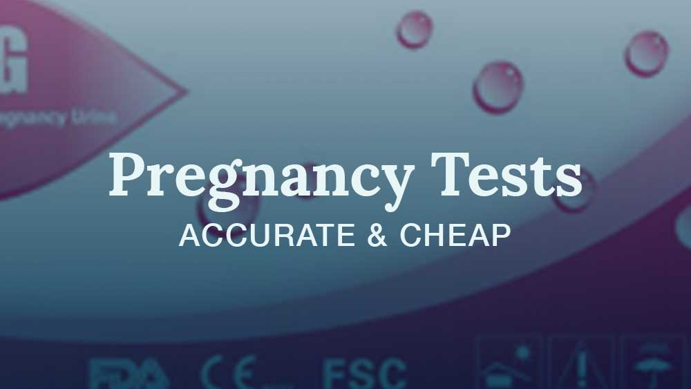 pregnancy ovulation tests accurate and cheap